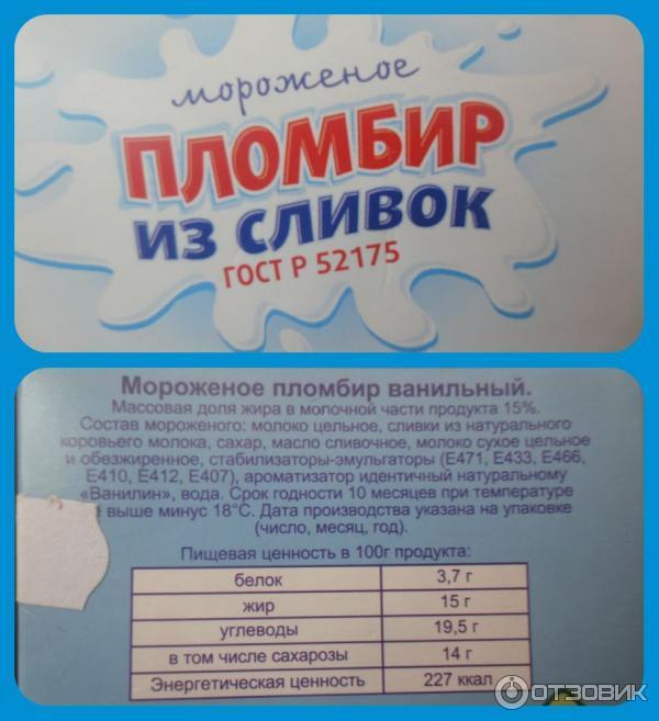 Посоветуйте мороженое, где побольше эмульгаторов с индексом E - Страница 3 60299101