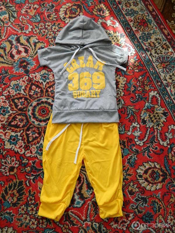 Отзывы по детской одежде с алиэкспресс