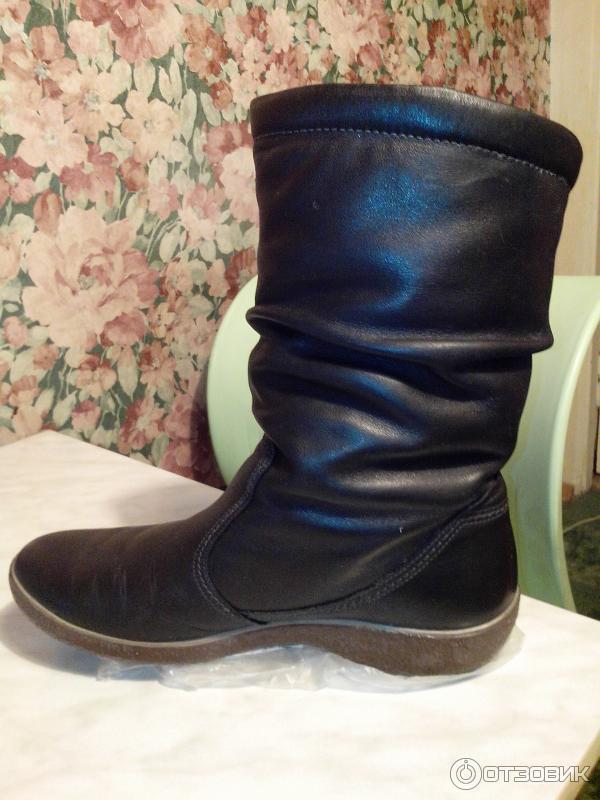 Женская Зимняя Обувь Экко