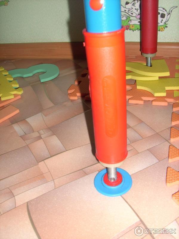 Детский спорткомплекс Leco распорный фото