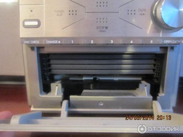 Panasonic SA-PM39D фото