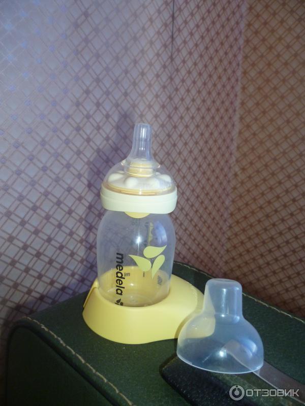 Medela бутылочка для кормления