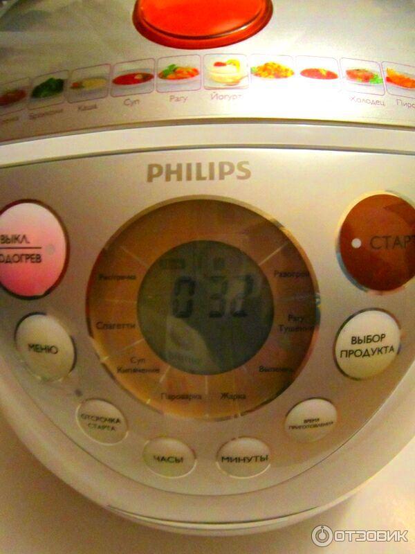 Мультиварка филипс 3039 схема