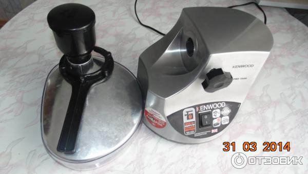Электрическая мясорубка Kenwood MG-510 PRO 1600 фото