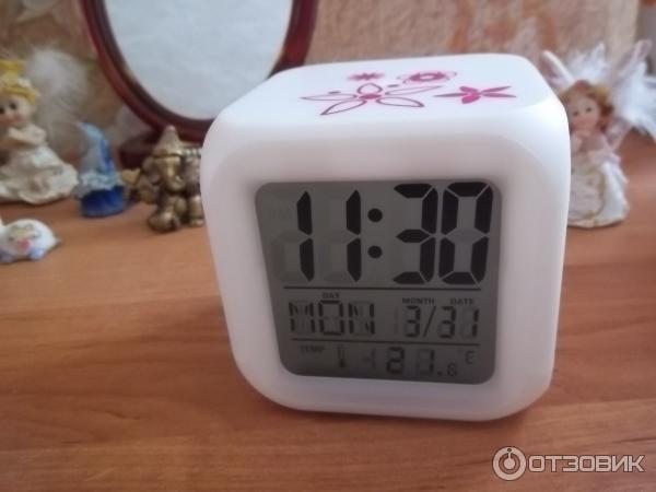 lbvyr будильник на инструкция 60870