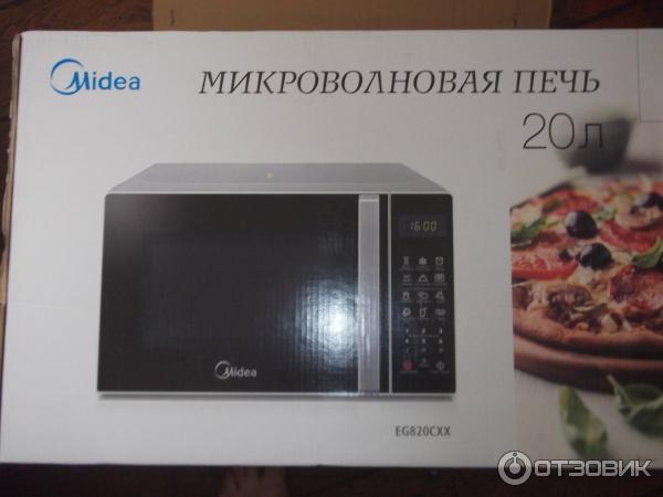 Midea Eg820cxx Инструкция