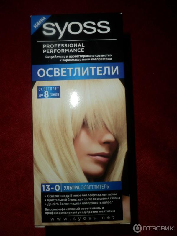 Осветлители для волос какой лучше отзывы