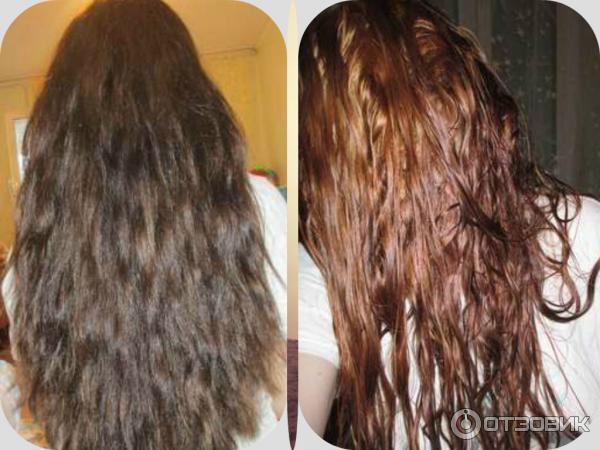 Сколько осветлитель нужно держать на волосах