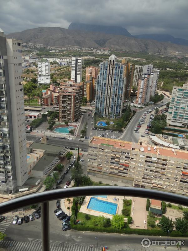 Испания бенидорм отель гранд бали экскурсии