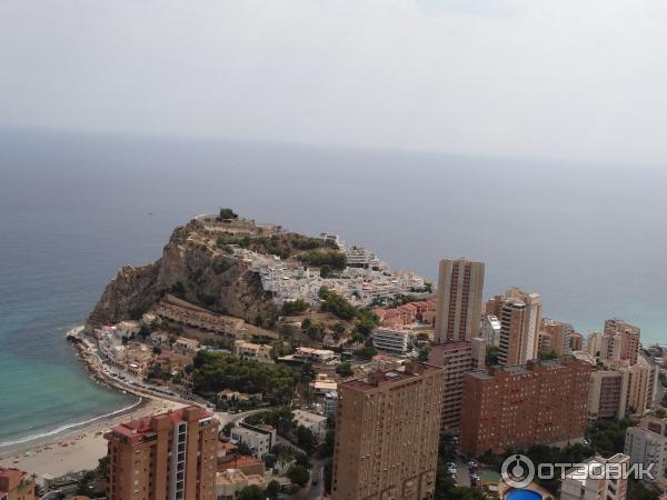 Испания бенидорм отель гранд бали