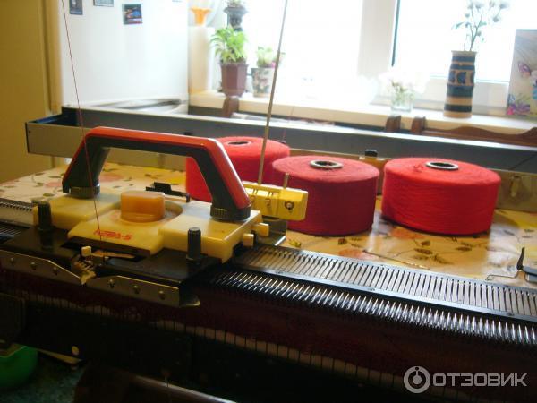 Вязальная машина Нева-5 фото