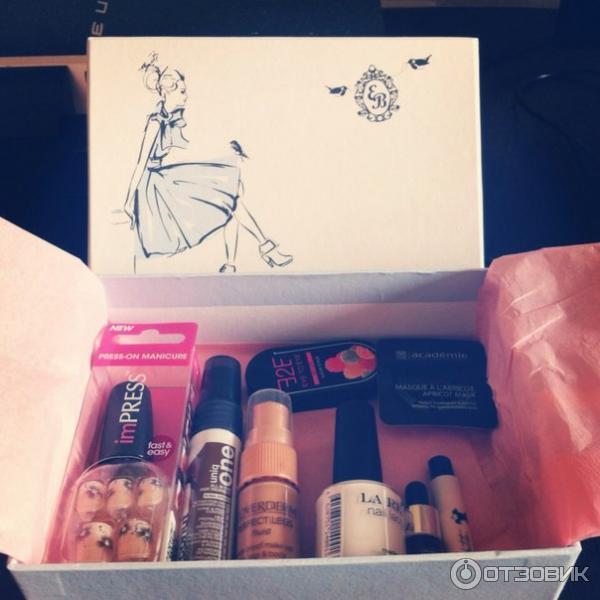 Отзыв о ellebox.com - интернет-магазин парфюмерии и косметики класса люкс интересная и приятная находка; всегда есть интрига, ож.