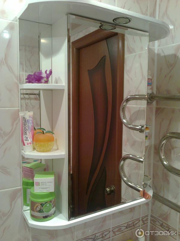 Делаем шкаф в ванную