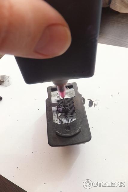 Как в домашних условиях заправить картридж на лазерном принтере