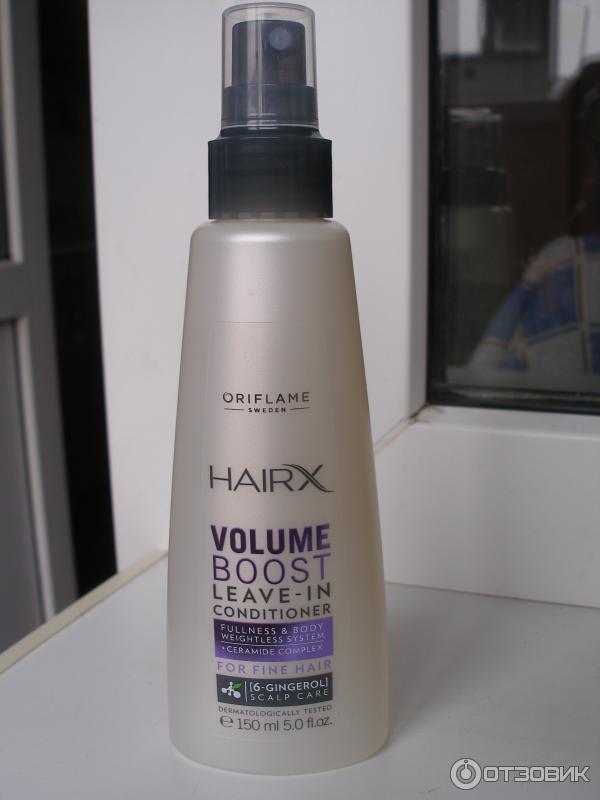 Спрей для тонких волос