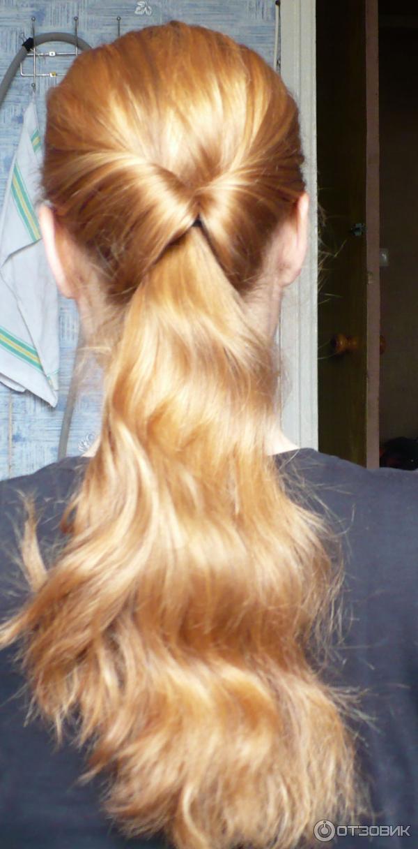 Петля для волос Long Hair Twister Hair Curler Quick Hair Styling Hairdressing Item фото