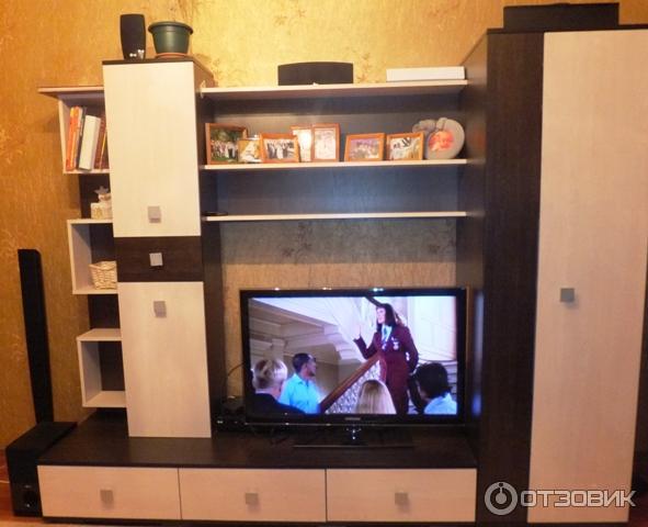 Верона стенка фото много мебели.
