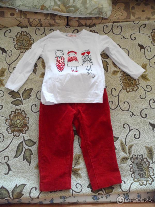 Детская Одежда Orby