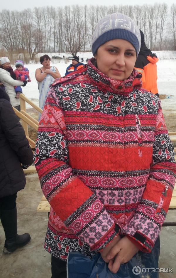 Костюм зимний Kalborn женский фото