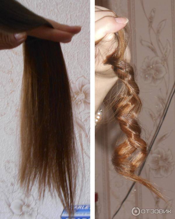 Как сделать так чтобы волосы были прямыми без утюжка 140