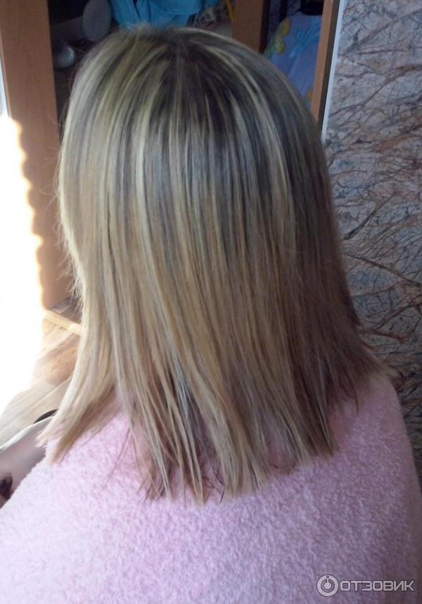 Мелирование на русый волос в домашних условиях