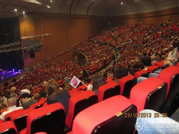 Концертный комплекс Крокус