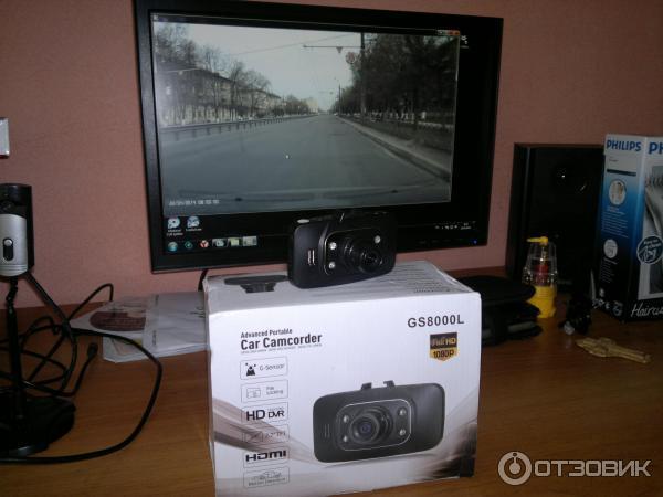Відеореєстратор gs8000L: 350 грн. - GPS-навігатори ... | 450x600