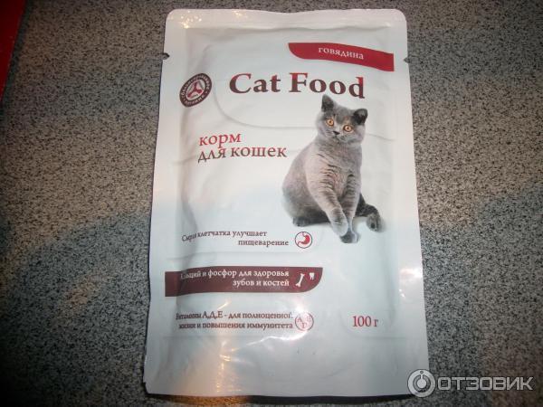 Как сделать корм как кошки