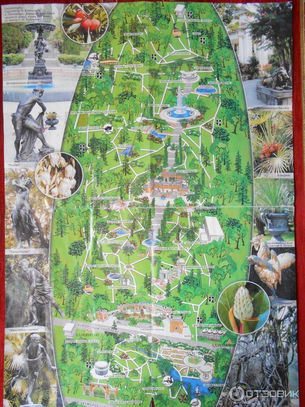 Парк Дендрарий (Россия, Сочи)