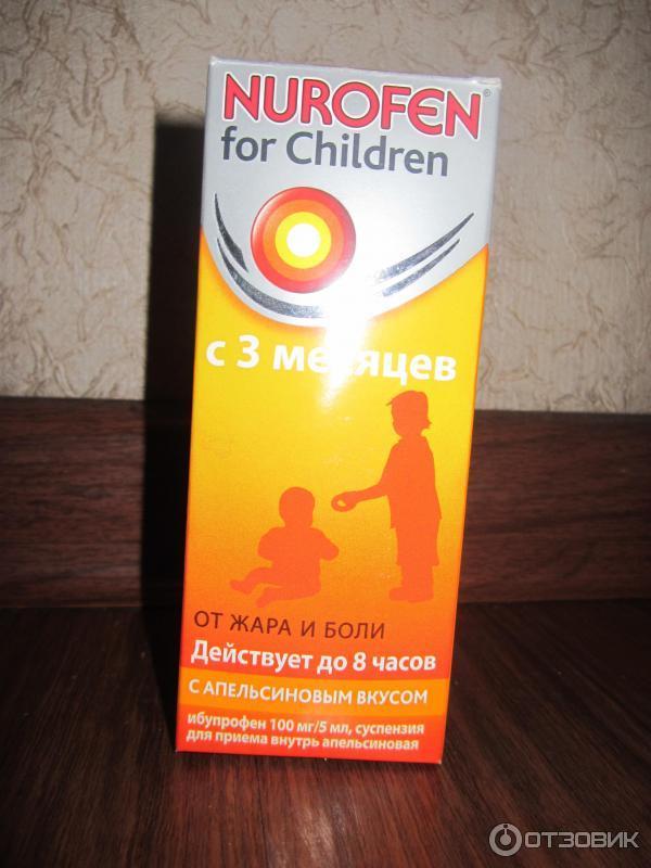Нурофен при беременности: инструкция по применению