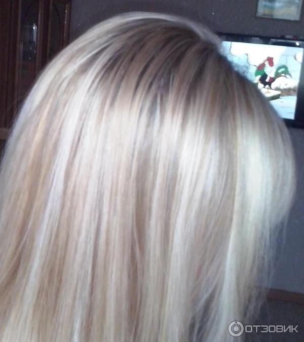 Мелирование на русые волосы какой краской