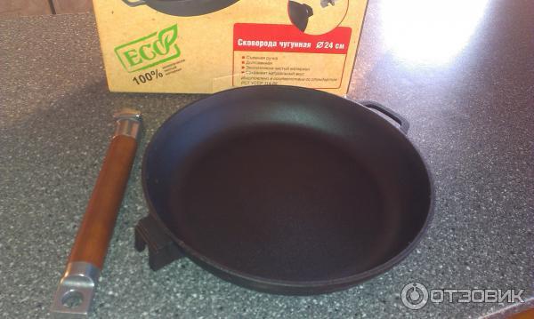 сковорода биол чугунная инструкция - фото 2