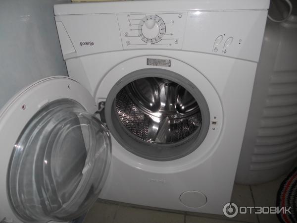 стиральная машина Gorenje Wa 61061r инструкция - фото 7