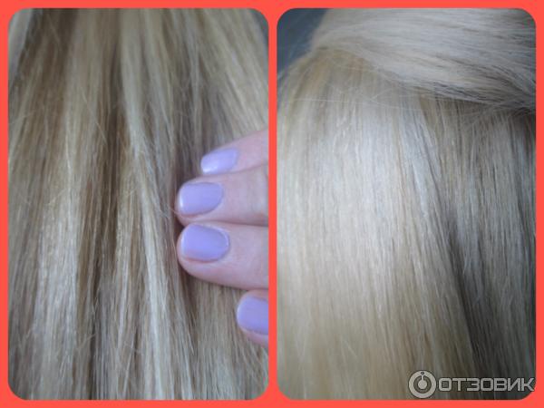 Арктический блонд цвет волос фото