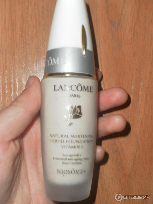ланком тональный крем natural whitening