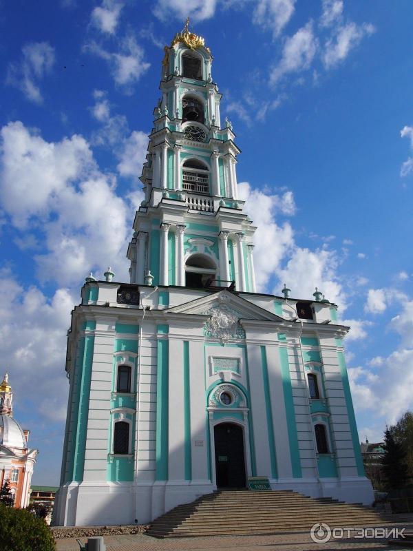 Монастырь Троице-Сергиева лавра (Россия, Сергиев Посад) фото