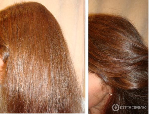 шампунь от пушистости волос
