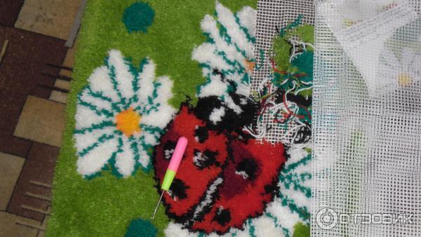 Набор для ковровой вышивки
