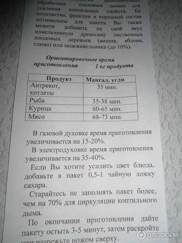 инструкция к домашней коптильне