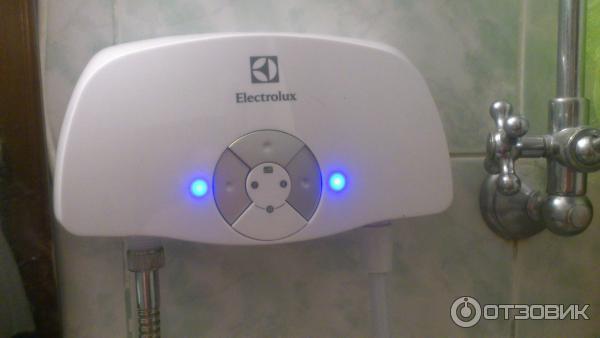 Схема подключения проточный водонагреватель electrolux smartfix 2.0
