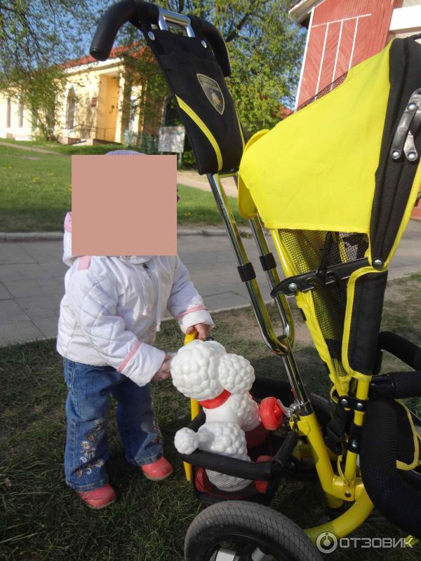 Детский Велосипед Ламборджини Инструкция По Сборке - фото 11