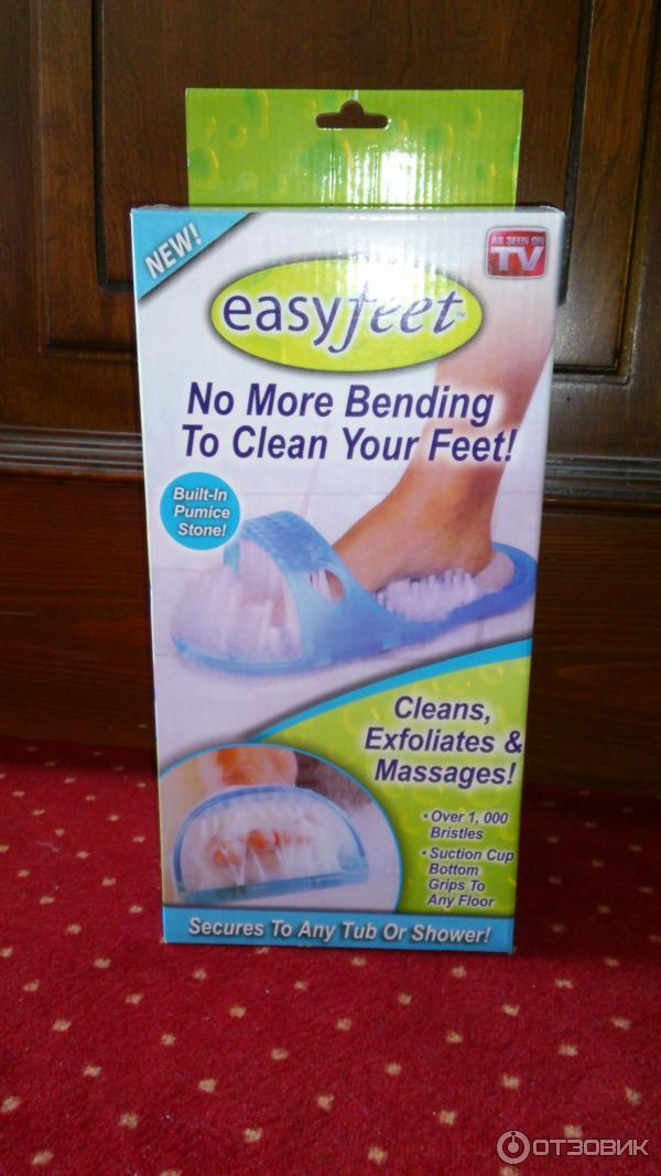 Приспособление для педикюра easy feet отзывы