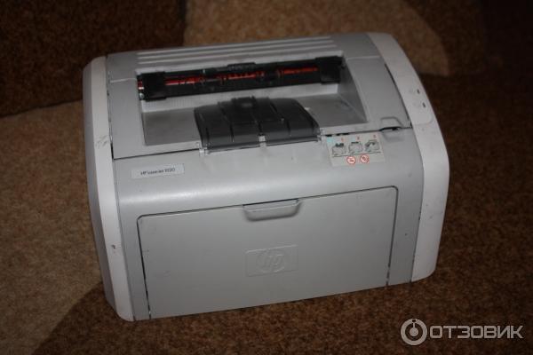 Принтер hp laserjet 1020 программу