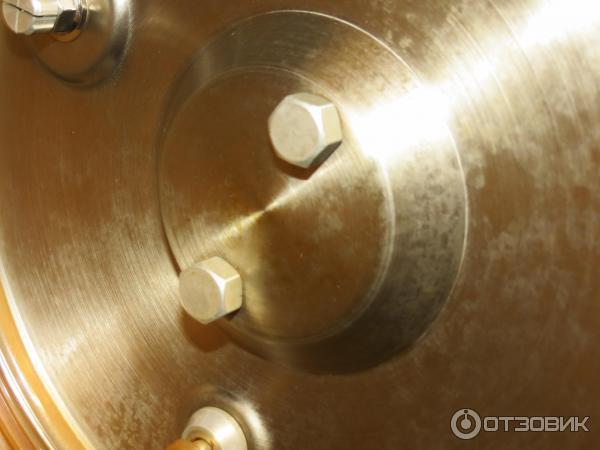 Предохранительный клапан скороварки своими руками