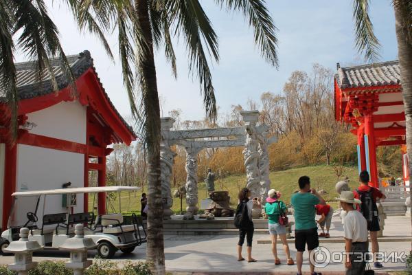 Экскурсии на хайнане