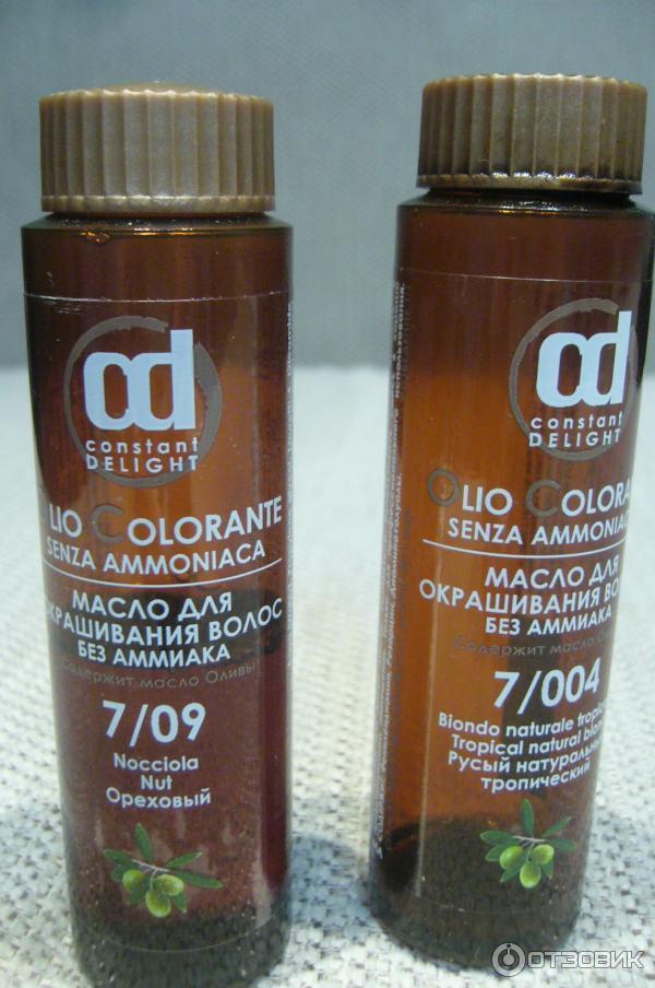 краска для волос без аммиака профессиональная