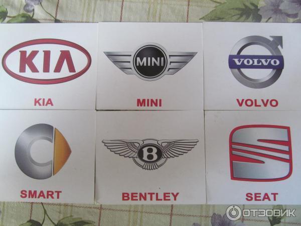 Все эмблемы автомобилей с названиями марок - 365Cars