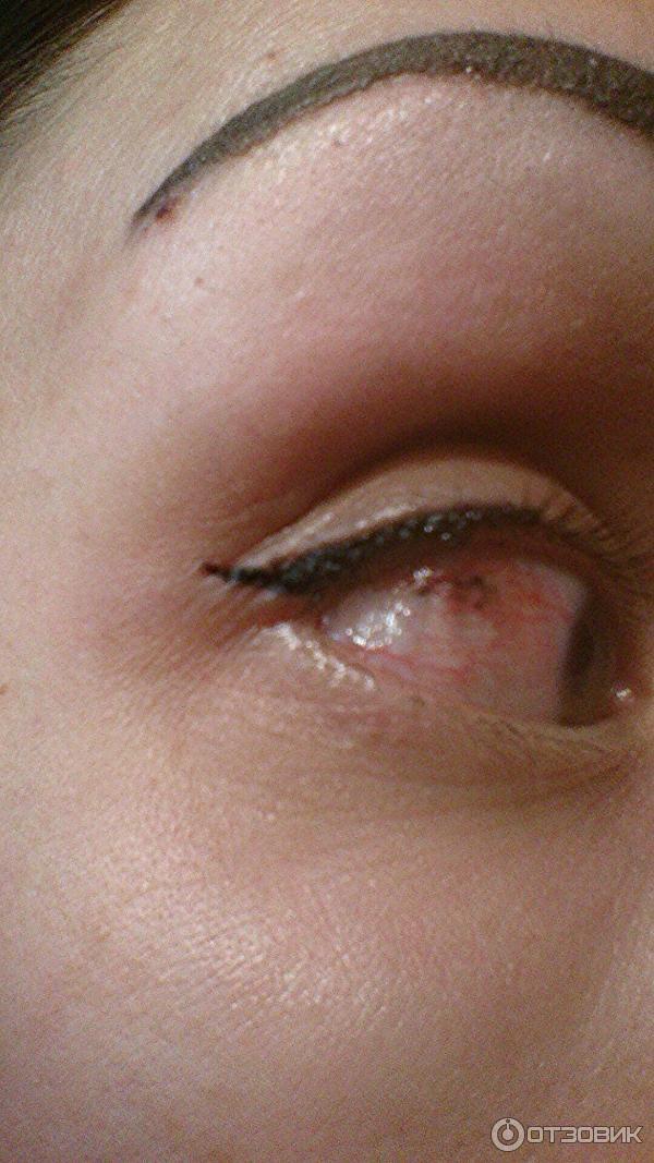 татуаж глаз стрелки отзывы фото