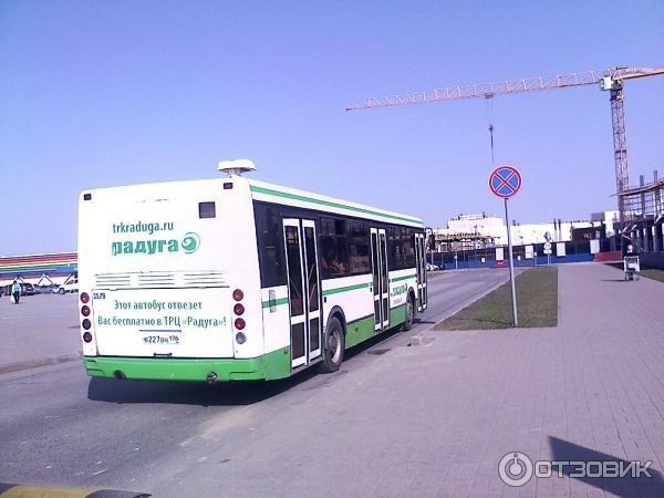 ТРК РАДУГА, автобус