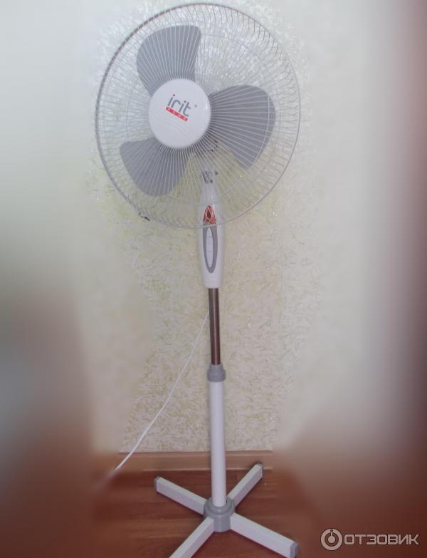вентилятор напольный Irit Irv-002 инструкция - фото 11
